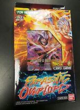 Dragon Ball Super Series 8 Parasitic Overlord Starter Deck new