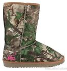 Realtree Girl Xtra Camouflage Ladies Mukluk Boots - Licensed Camo Carson