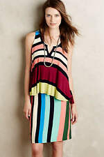 Anthropologie Maeve Layered Davina Dress M NWOT