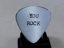 metal guitar pick