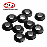 100pcs Silicone O Ring Sealing Washer Grommet for Mason Jar Wine Beer Bottle 8mm