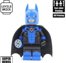 LYL BRICK Custom Batman Blue Lantern Lego Minifigure