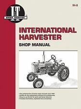 International Harvester Shop I&T IH-8 For A AV B BN C Cub H HV M ML MTA MV MVL +