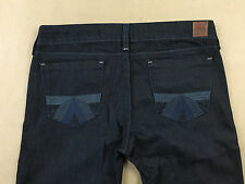 Womens 30x33 AMERICAN EAGLE NEW JAPANESE SELVEDGE Real Flare Jean Tag size 6 R