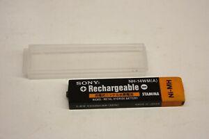 Genuine Sony NH-14WM(A) 1.2V 1350Ah Stamina Gumstick Walkman Battery