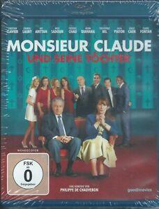 Blu-ray - Monsieur Claude und seine Töchter - Neu & OVP