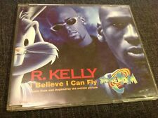 R. Kelly - I Believe I Can Fly (1997 CD Single)