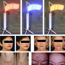 Photon LED Skin Rejuvenation PDT Machine Red Blue Yellow Light Therapy Machine