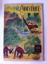 Tv Radio ZANZARA 30/04/1950: copertura Gorman-Morris/ Don Bosco, Jijé