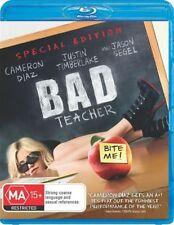 *Brand New & Sealed* Bad Teacher (Blu-ray, 2011)  Cameron Diaz Comedy Movie