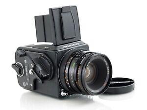 Hasselblad 503 CX 80mm CF A12 magazine Acute Matte screen #2013