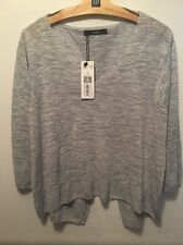 OUI Open Back Jumper Size 38 (uk 12) Rp £139