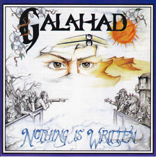 Galahad – Nothing Is Written CD NEW