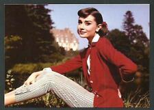 Audrey Hepburn - cartolina