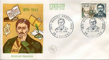 FRANCE FDC - 564A 1472 2 MARCEL PROUST - 12 Février 1966 ILLIERS - LUXE