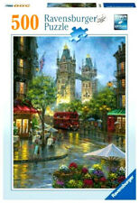 Ravensburger Picturesque London 500 piece Jigsaw Puzzle Free Postage NEW