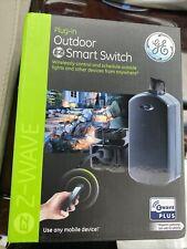 Ge Z-Wave Plus Outdoor Wireless Smart Lighting Control