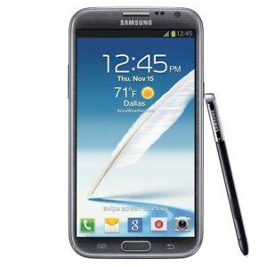 Geniue Samsung Galaxy Note 2 N7100 N7105 16GB GSM Unlocked Android Smartphone