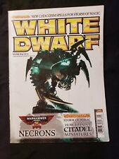 White Dwarf #388 Storm of Magic, Necrons, New Cataclysm Spells, How to Paint