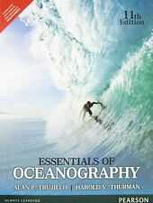 Essentials of Oceanography by Alan P. Trujillo and Harold V. Thurman