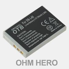 Batteria Alta Qualità SOSTITUISCE Sanyo DBL40, DB-L40, DBL40AU, DB-L40AU