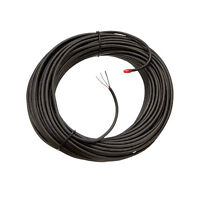 Channel Master 3065 100' FT Antenna Rotor Cable 3-Conductor 22 AWG Wire Round