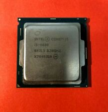 Intel Core i5-6600 3.3Ghz QC 6M Desktop Processor SR2L5