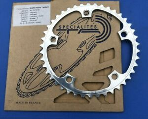 NEW TA 42 TOOTH CHAINRING,5 HOLE-130MM BCD,FOR TANDEM OR OUTER,8,9,10 SPEED