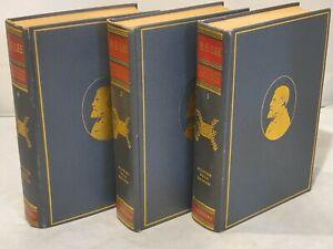 R. E. Lee Pulitzer Prize Edition by Douglas Southall Freeman 1936 3 Volume Set
