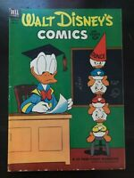 Walt Disney's Comics & Stories #150 Dell 1953 VG 4.0