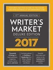 Market: Writer's Market : The Most Trusted Guide to Getting Published 2017 by...