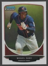 2013 BOWMAN CHROME DRAFT TOP PROSPECTS #TP45 MIGUEL SANO