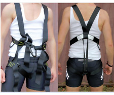 NEW in original packaging, Salewa stretch control climbing harness shoulder
