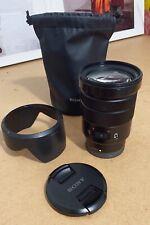 Sony G-Series 18-105mm f/4 Zoom Lens (SELP18105G)