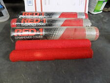 lot of 5 Red-1 Shrink Dampener Cover, 3 are Rf14 other 2 are 11""