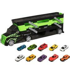 Teamsterz: Launcher 18inch Transporter with 10 Cars toys games playset Christmas