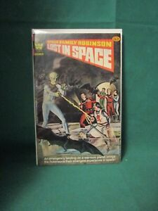 1976 Whitman - Space Family Robinson: Lost In Space #58 - 6.0