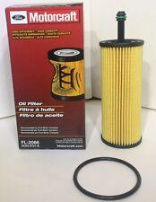 Motorcraft FL2066 Oil Filter Equivalent To Fram CH11665, Wix WL10010 Jeep 3.6L