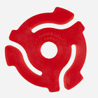 20 New RED 45 RPM RECORD INSERT ADAPTERS