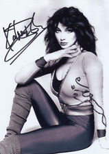 Kate Bush Fantastic New POSTER with copy autograph
