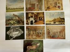 More details for postcards woburn abbey 17 unposted postcard collection bedford estate