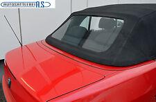 Peugeot 306 Cabrio Heckscheibe mit Reißverschluss Cabrio Verdeck Heckscheibe