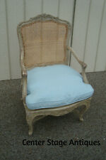 60018 French Country Bergere Armchair Chair