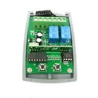 2 x Centsys/Centurion NOVA Blue Gate/Garage Remote Control receiver