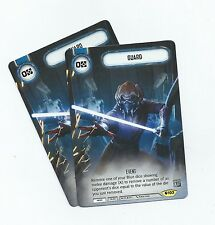 2017 Star Wars Destiny Guard X2 Full Art Tournament Q3 promo