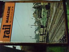 10µ Revue Rail Magazine n°36 Artere Nord-EST La 07.1001 CC7100 BB71000 E.444