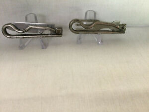 VINTAGE GEO. SCHRADE WIRE FRAME KNIFE AND FORK PAIR