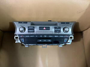 2016-2018 LEXUS ES350 ES300H DASH CONTROL UNIT SWITCH RADIO MEDIA RECEIVER OEM