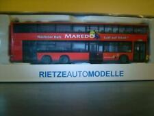 Rietze autobús urbano Man Lions City dd BVG Berlín Caja de Ahorros