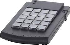 Expertkeys EK-20 Programmable USB Keyboard / Keypad - 20 programmable keys.